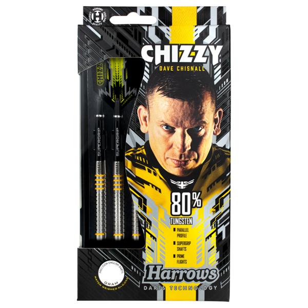 Rzutki Harrows Chizzy 80% Softip