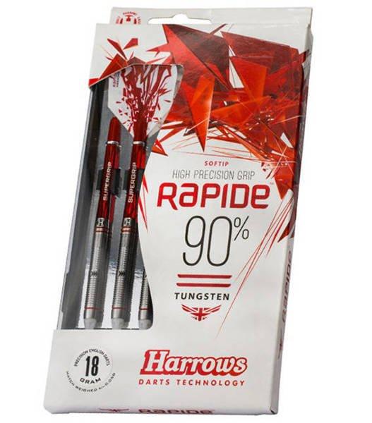 Rzutki Harrows RAPIDE 90% Softip