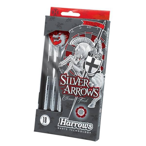 Rzutki Harrows SILVER ARROWS Steeltip